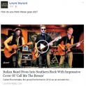 Roommates - i complimenti dai Lynyrd Skynyrd!