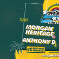 Primi artisti per l'OverJam 2020: Morgan Heritage, Anthony B, Hempress Sativa e Collie Buddz
